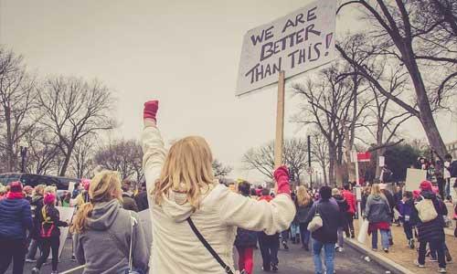 5 tapaa pysyä poliittisesti aktiivisena Järjestä kokoontumisia ja tapahtumia - 5 tapaa pysyä poliittisesti aktiivisena